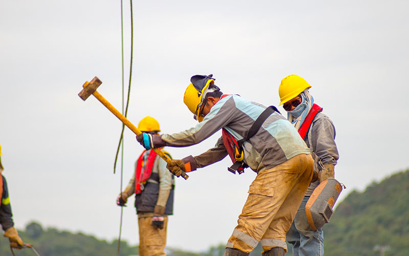 Easy ways to maintain good efficiency in the construction work
