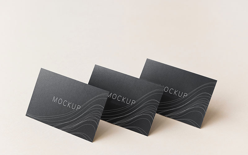 Branding cards design in 2020