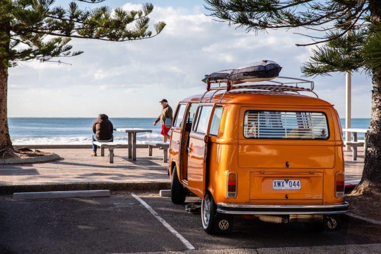 Wandering in Your Own Van