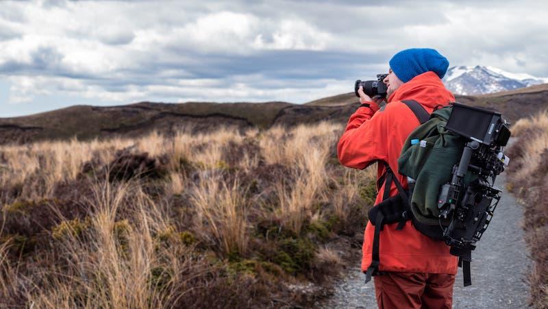 Capturing The Beauty of Grassland